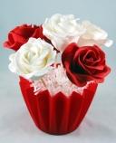 Chocolate Rose Cake Pops