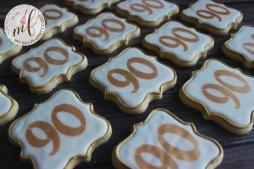 Invoice 1800006 - 90th birthday